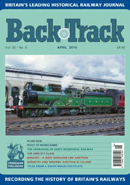 BackTrack Cover April 2016