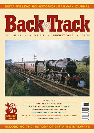 BackTrack Cover August 2012