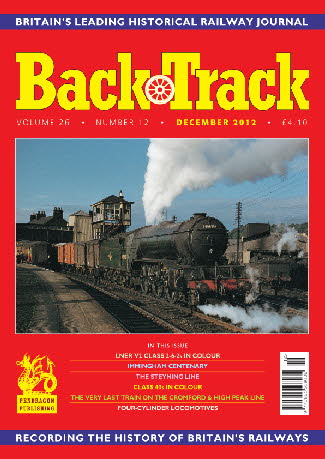 BackTrack Cover December 2012