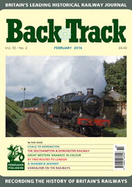 BackTrack Cover February 2016