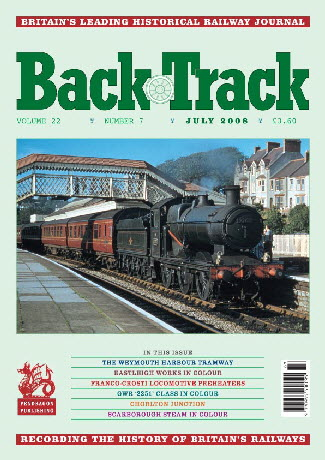 BackTrack Cover July 2008