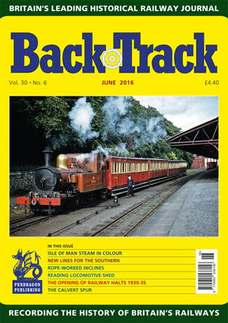 BackTrack Cover May 2016