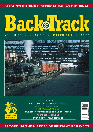 BackTrack Cover March 2012