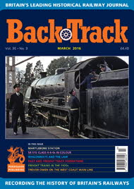 BackTrack Cover March 2016