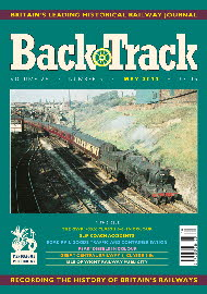 BackTrack Cover May 2012