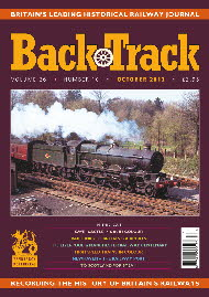 BackTrack Cover October 2012