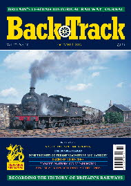 BackTrack Cover October 2013