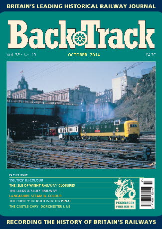 BackTrack Cover October 2014