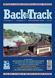 BackTrack Cover September 2007190
