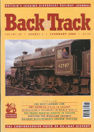 BackTrack Cover February 2006