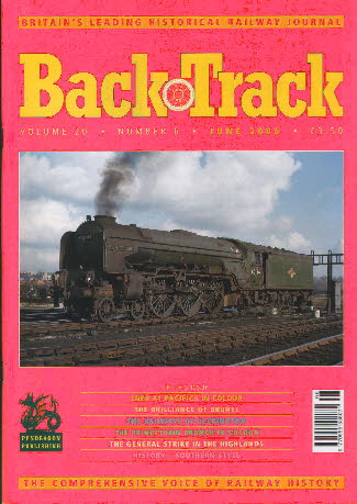BackTrack Cover June 2006