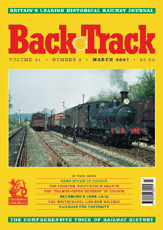Back Track Cover March 2007