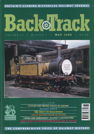 BackTrack Cover May 2006