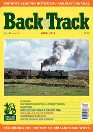 BackTrack April 2017