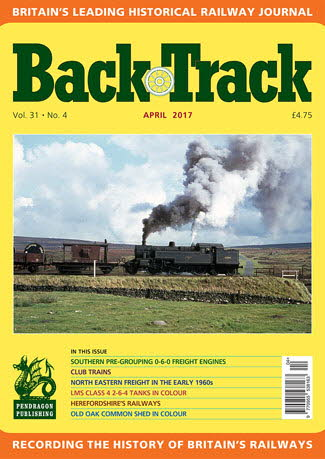 BackTrack Cover March 2017