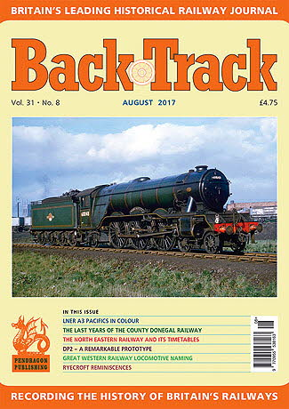 BackTrack Cover August 2017