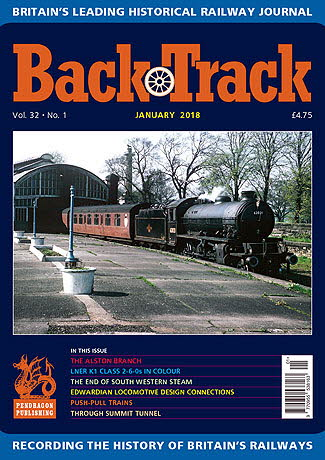 BackTrack Cover January 2018