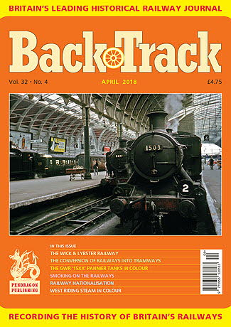BackTrack Cover April 2018