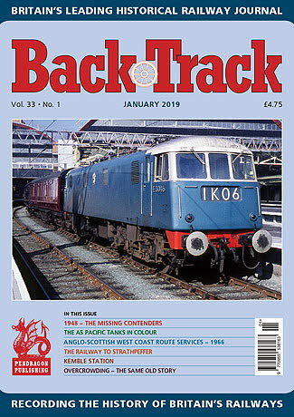 BackTrack Cover January 2019