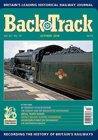 BackTrack Cover October 2018