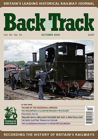 BackTrack Cover October 2020