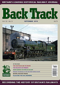 BackTrack Cover September 2018