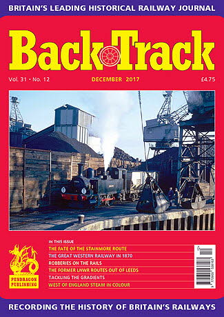 BackTrack December 2017