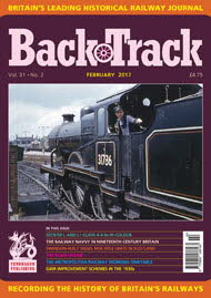 BackTrack February 2017