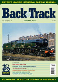 BackTrack January 2017