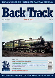 BackTrack March 2017