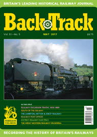 BackTrack May 2017