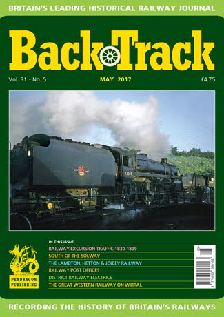BackTrack Cover May 2017