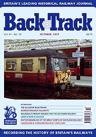 BackTrack Cover Oct 2017