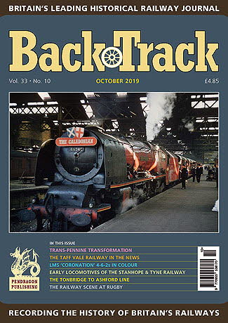 BackTrack Cover October 2019